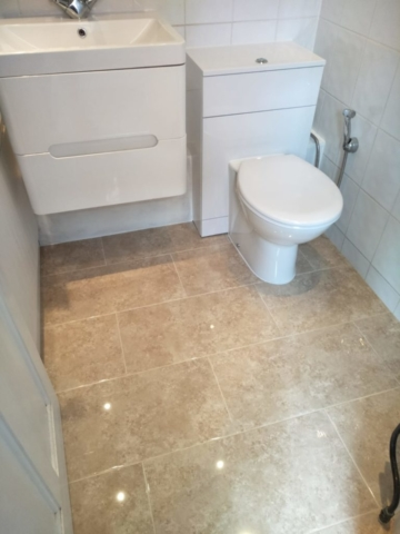 Bathroom Installation in Woking